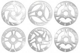 Bremsscheiben für unsere 3D Aluräder