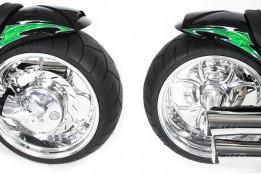 Drive-Side-Bremse (Kardan & Bremse auf der linken Seite)