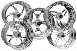 Alu-Design-Räder