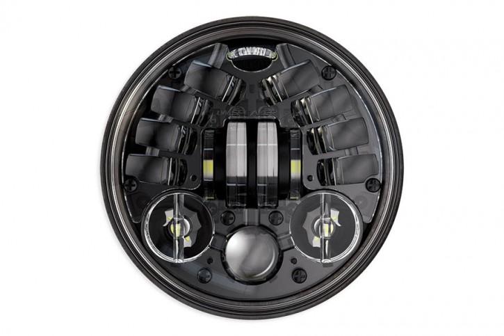 """LED 7"""" Einsatz """"Speaker Kurvenlicht"""""""