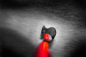 Atto 3-1 LED-Rück-/Bremslicht Blinker, schwarz